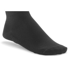 Birkenstock Cotton Sole Sneaker Socks Women, black